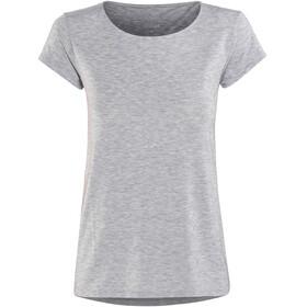 Sherpa Asha Shortsleeve Shirt Women grey